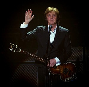 Paul McCartney (Ian Gavan/Getty)