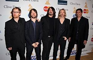Foo Fighters (Jason Merritt/Getty)