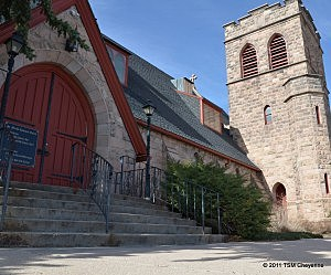 St. Marks Church, Cheyenne