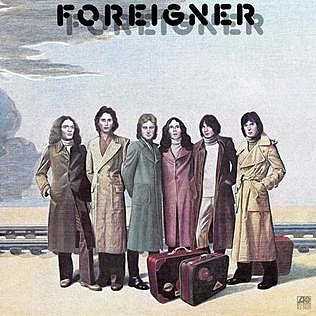 Foreigner Atlantic Records