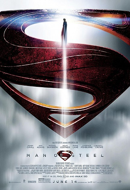 Man Of Steel Warner Brothers