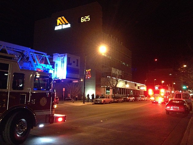 Fire Trucks at the ANB, MRorabeck, Townsquare Media