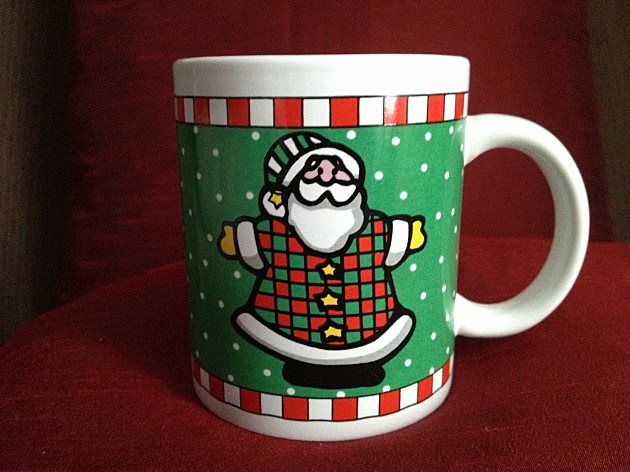 Santa Mug photo by MRorabeck Townsquare Media