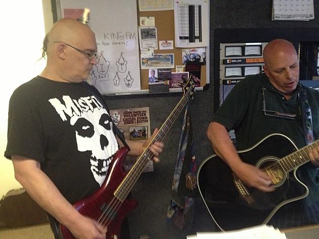 Second Opinion photo of Bob and Jimmy 2013 MRorabeck TSM