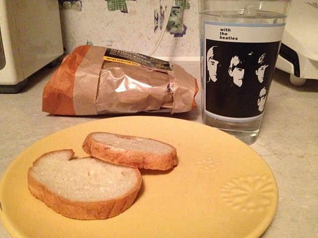 The Beatles, Bread & Water