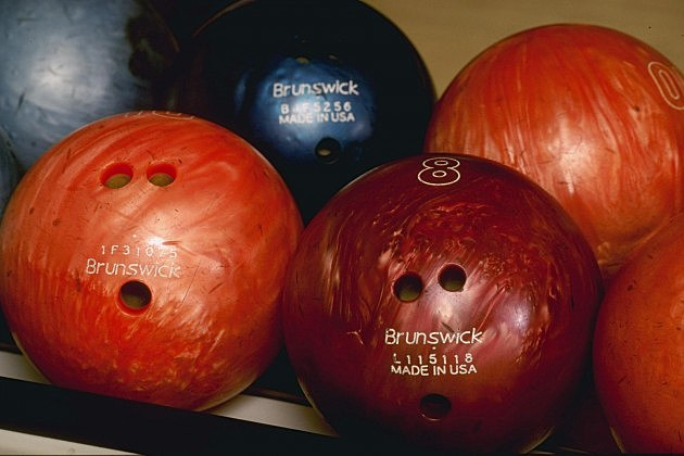 Bowling Balls John Gichigi/Getty Images