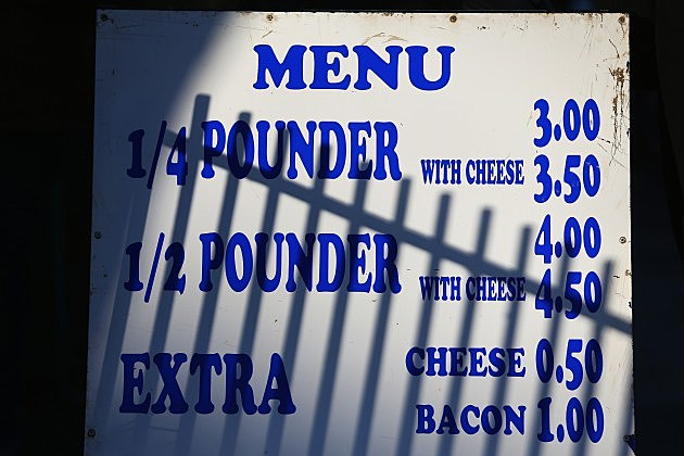Football Menu Julian Finney Getty Images