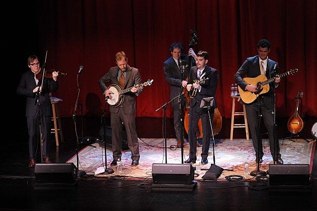 Steep Canyon Rangers 2011