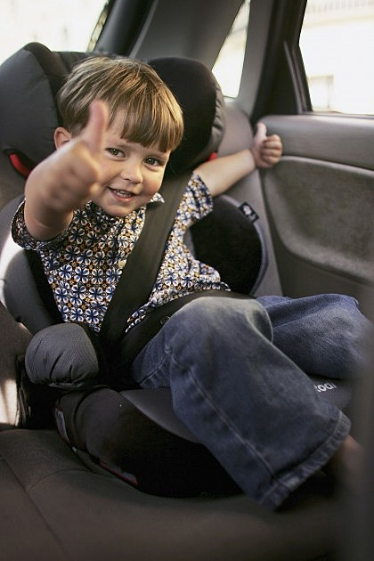 Child Seat Recall Affects Thousands