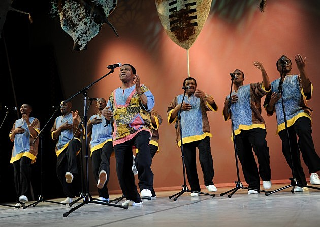 Ladysmith Black Mambazo 2011