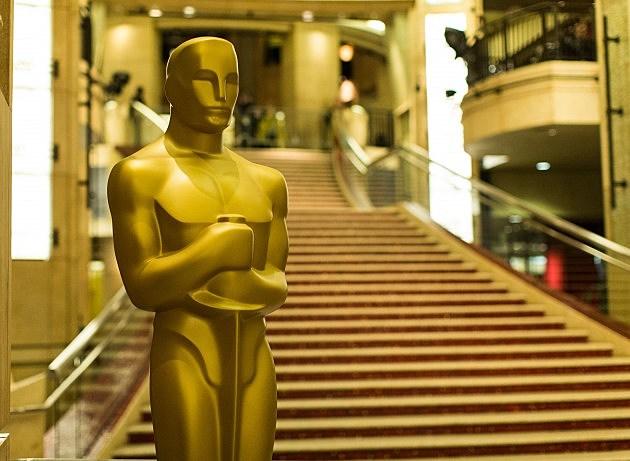 Oscar at the 86th Annual Academy Awards 2014
