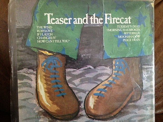 'Teaser and The Firecat' by Cat Stevens