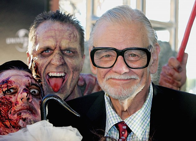 George Romero, 'Night of the Living Dead' Director