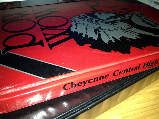 Cheyenne Central High School Pow Wow Yearbook 1979