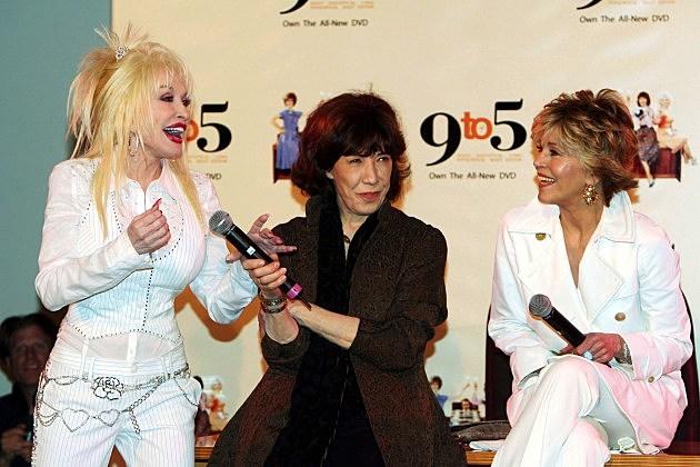 9 to 5 Cast Reunion: Dolly Parton, Lily Tomlin and Jane Fonda 2006