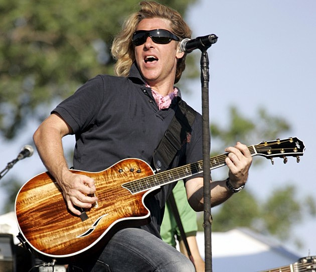 Ed Roland of Collective Soul 2006 in Michigan