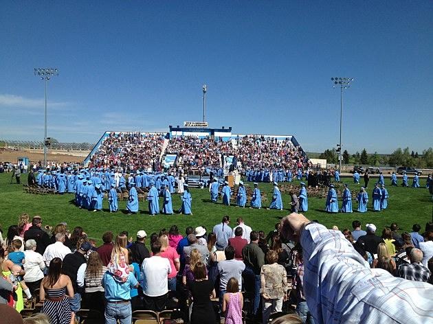 East High Graduation