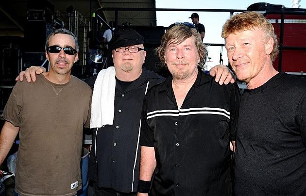Firefall; Chris Ball, Sandy Ficca, Jock Bartley and Steven Weinmeister 2010