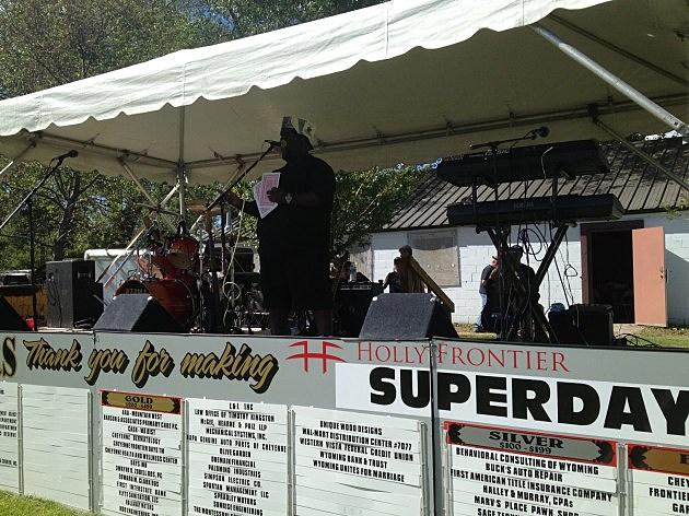 Superday Menu with DeWayne Hill 2014