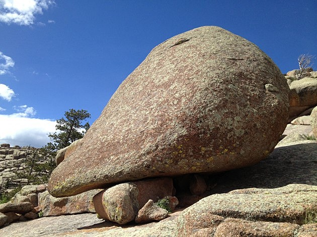 Vedauwoo Egg Rock