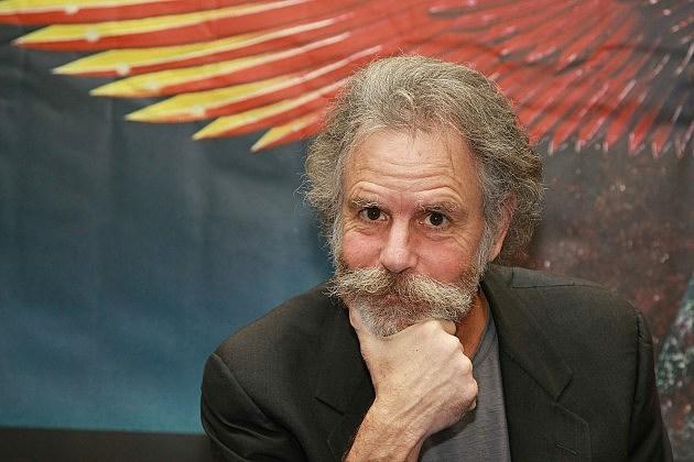 Bob Weir at New York City book signing 2008