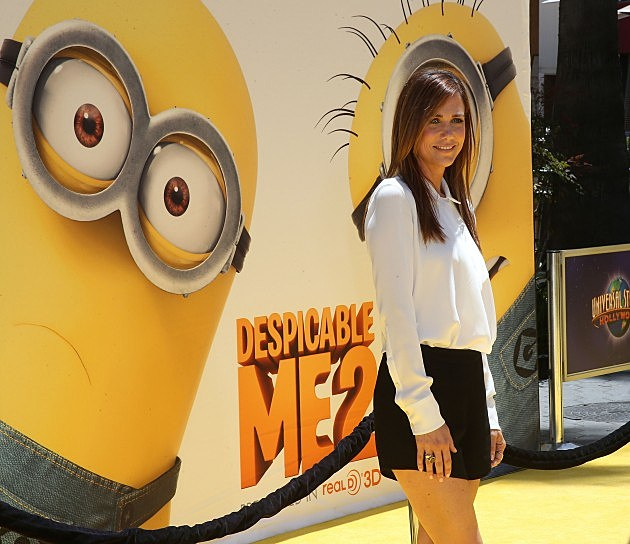'Despicable Me 2' Premiere with Kristen Wiig