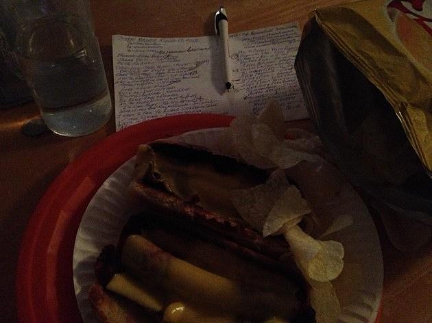 Grateful Dinner