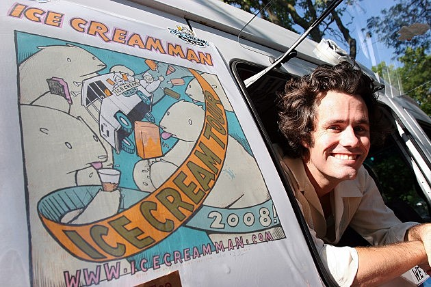 The Ice Cream Man, Matt Allen