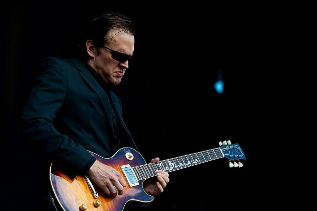 Joe Bonamassa in London 2014