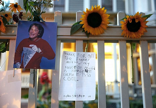 Robin Williams Tribute in Boulder