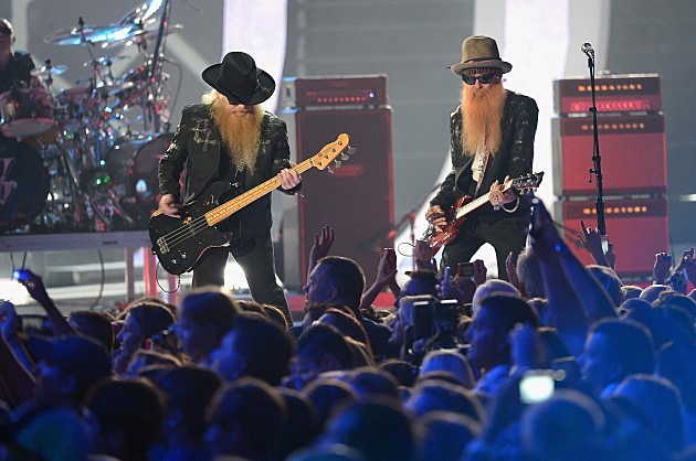 ZZ Top Nashville 2014
