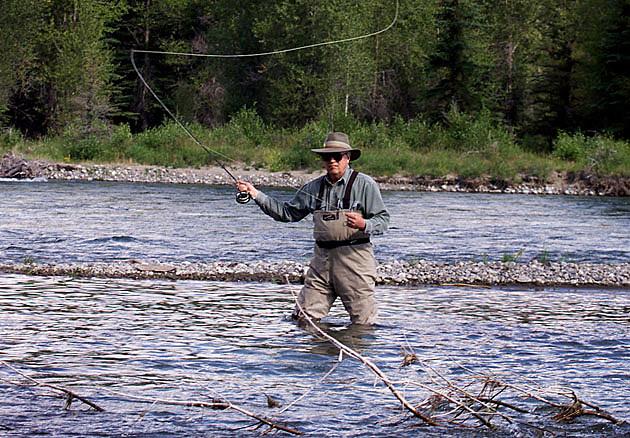 dick cheney fishing trips