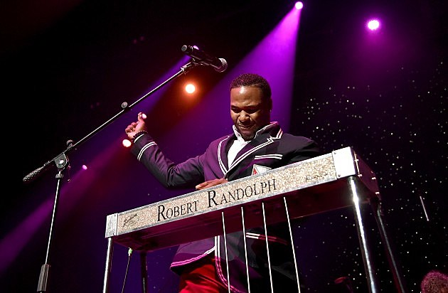 Robert Randolph November 12, 2014 in Atlanta, Georgia