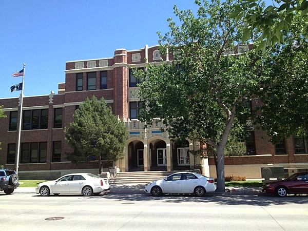 Grateful Memories Of Mccormick Jr High School In Downtown