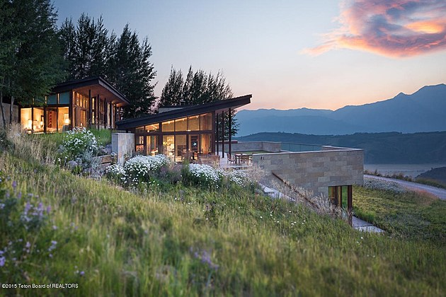 Check out wyoming 39 s most expensive home for Zillow most expensive