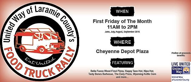 Cheyenne Food Truck Rally
