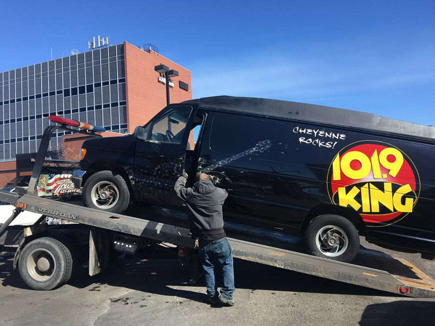 wyoming s oldest radio station vehicle refuses to die townsquare media