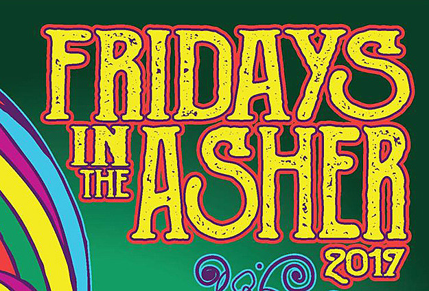 Fridays In The Asher